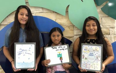 BSU announces second annual water conservation poster contest student winners