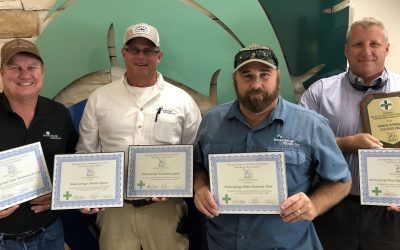 BSU honored with Utility of the Year Safety Award